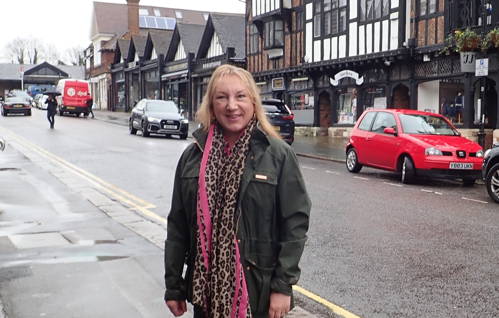 Jackie Wren to stand for re-election in Oxted North and Tandridge